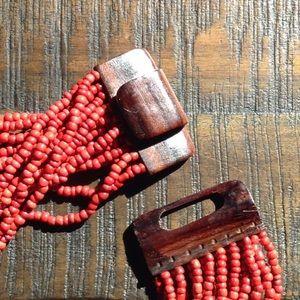 Jewelry - Beaded Statement Necklace